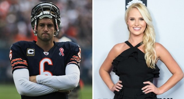 Jay Cutler Is Rumored To Be Dating Tomi Lahren And The Internet Had Jokes - BroBible
