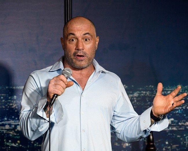 Joe Rogan Explains Why He's Leaving L.A. And Moving To Texas 'I Just Want To Go Somewhere Where You Have A Little Bit More Freedom'