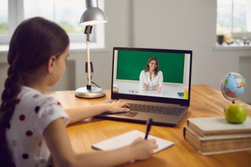 VIDEO: Kindergarten Teacher Caught On Zoom Call Giving The Finger To Parent