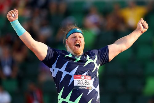 Ryan Crouser OBLITERATES Shot Put World Record At Olympic Trials
