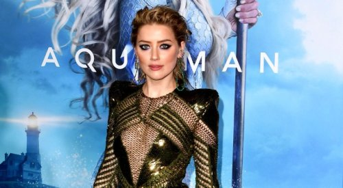 Petition To Fire Amber Heard From 'Aquaman 2' Crosses 1.1M Signatures, She Claps Back