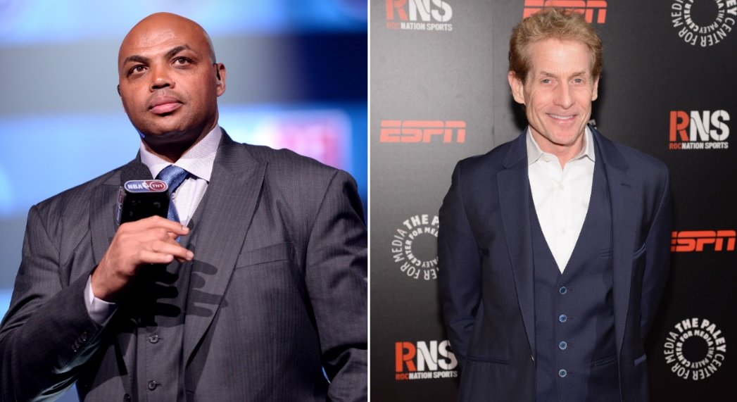 Charles Barkley Fires Shot At Skip Bayless, Says He'd Put Bayless In A Full Body Cast If They Fought - BroBible