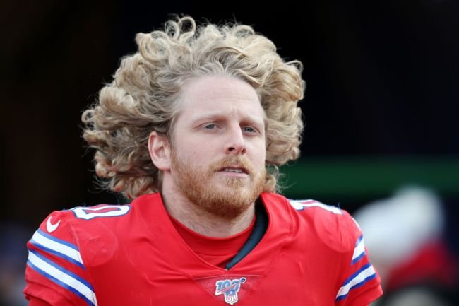 Cole Beasley's Latest Tweet Enrages People Who Care Way Too Much About Cole Beasley