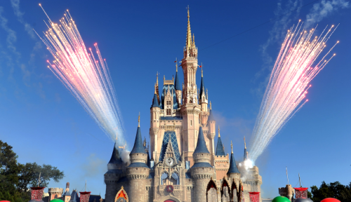 TikToker Shares Dodgy 'Underboob Hack' For How To Get A Free T-Shirt At Disney World