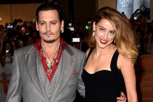 Amber Heard Claims Johnny Depp Lobbed 30 Bottles At Her 'Like Grenades' During A Fight