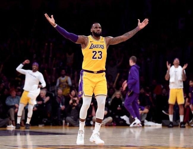 The NBA Responds To LeBron James Blasting Them