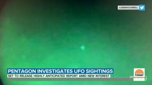 Leaked Video And Images Of UFOs Captured By The US Navy Are Real, Says Department Of Defense
