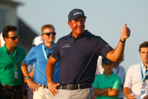 Phil Mickelson Replies To Random People On Twitter After PGA Win