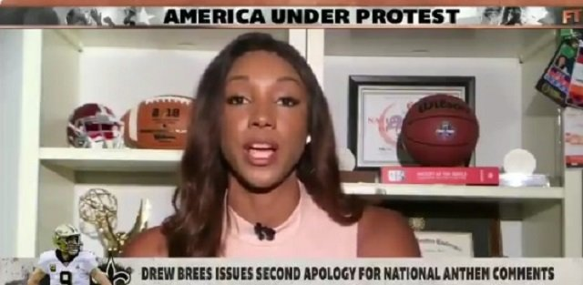 ESPN's Maria Taylor Rips Drew Brees Over Apology Following His 'Disrespecting The Flag' Comments - BroBible
