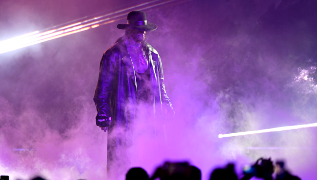 'The Undertaker' accused of racial discrimination by former wrestler - cover