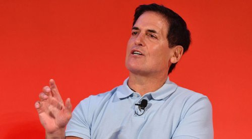 Mark Cuban Says This Is 'One Of The Best Purchases He's Ever Made,' Only 25 People In The World Have It - BroBible