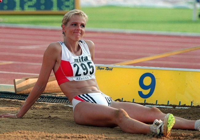 Former Olympic Long Jumper Susen Tiedtke Describes Sex Etiquette Within Olympic Village