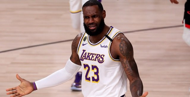 The Internet Reacts To LeBron James' Son Bronny Uploading A Video Of Himself Smoking On Instagram After Lakers Win - BroBible