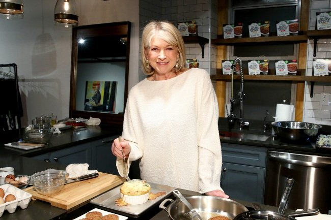 Martha Stewart Is Eating Up To 20 CBD Gummies At A Time And Barely Feeling It