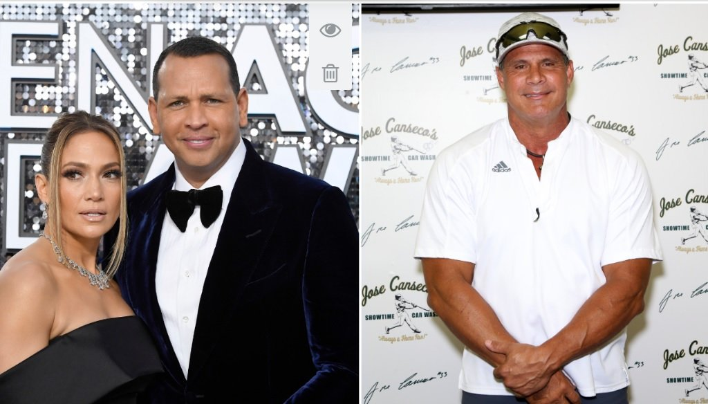 Jose Canseco predicted the J-Lo/A-Rod split, now he's shooting his shot with her