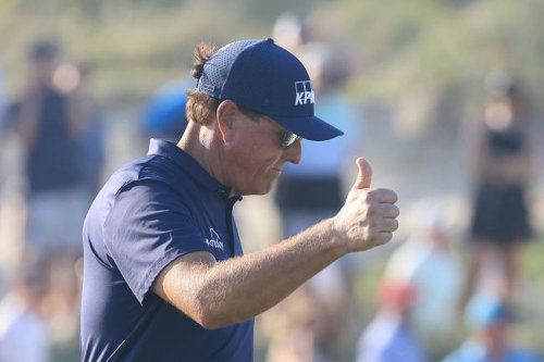 Phil Mickelson Just Did That, He Just Won The PGA Championship
