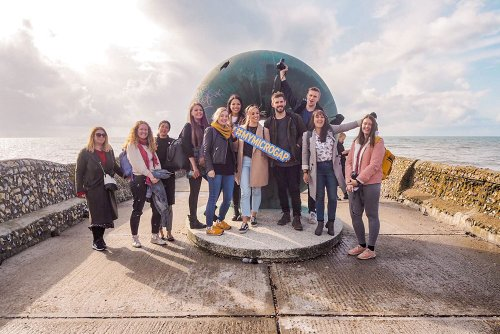 Day Trip to Brighton from London: Taking a Microgap to Switch Off - Brogan Abroad