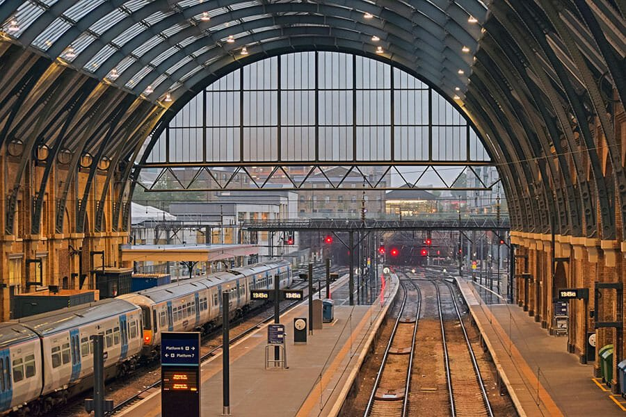 Booking your train tickets in the UK with Omio – A Review - Brogan Abroad