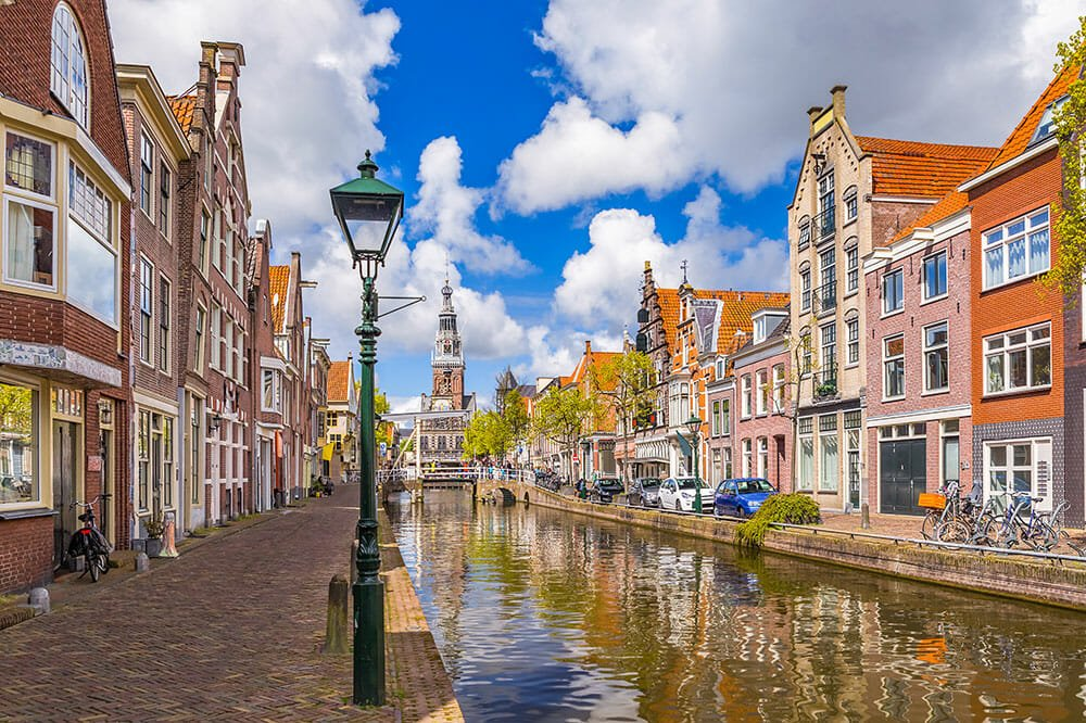 THE NETHERLANDS' MOST BEAUTIFUL CITIES, INCLUDING TRUE HIDDEN GEMS