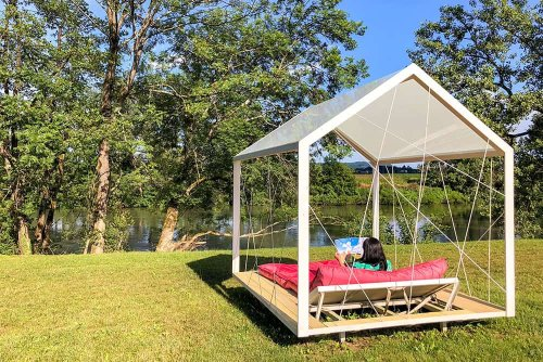 Discovering Bela Krajina and a New Way of Glamping in Slovenia - Brogan Abroad