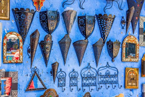 Shopping in Morocco – 9 Unique Souvenirs To Bring Home With You - Brogan Abroad