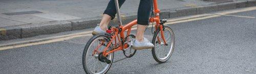 Folding Bikes | Mens & Womens Commuter Bikes | Brompton Bicycle