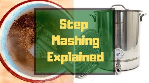 Step Mashing – (What Is It? How Does It Work? Is it Necessary?)