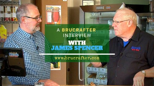 Interview: James Spencer - BrÜcrafter