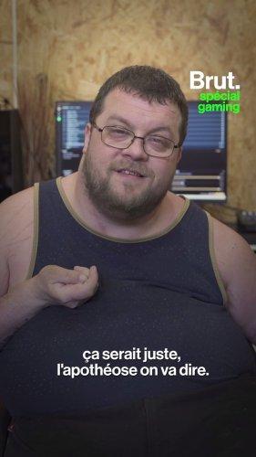 Comment les jeux vidéo ont aidé Anthony, tétraplégique, à se dépasser   Brut.