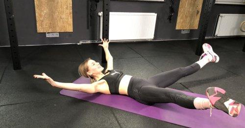 Tabata-Workout: 4-Minuten-Training gegen Bauchspeck - das reicht!