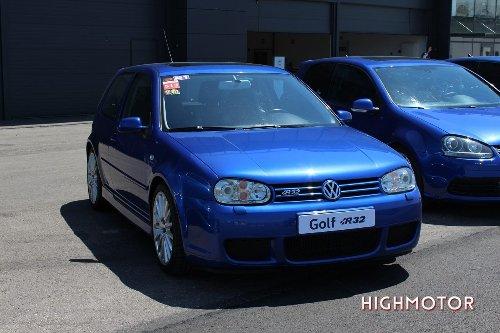 Probamos la gama Volkswagen R en el Jarama al completo