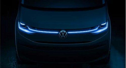 Volkswagen T7 Multivan, más imágenes y fecha de lanzamiento