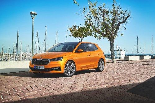 El nuevo Škoda Fabia se hace más seguro y eficiente para su cuarta generación