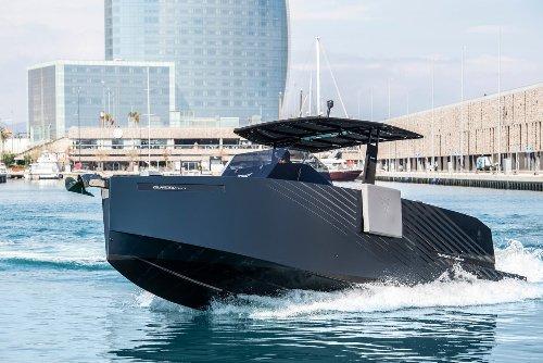 De Antonio Yacht D28 Formentor, el hermano acuático del CUPRA Formentor