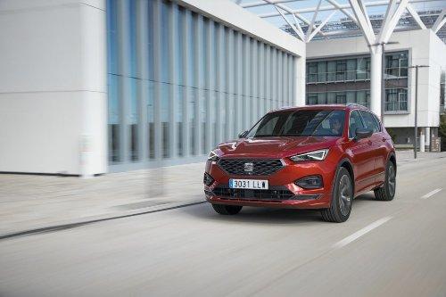 Prueba Seat Tarraco e-Hybrid: un SUV familiar deportivo y con enchufe