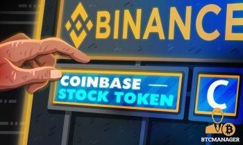 Binance Set to List Coinbase Token $COIN Today