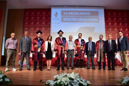 OSTİM Teknik Üniversitesi İlk Mezunları İş Dünyasına Uğurladı!