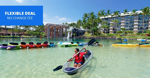 Deal Alert: Go to Hawaii This Year: 4-Star Hilton Stay w/Air | Budget Travel