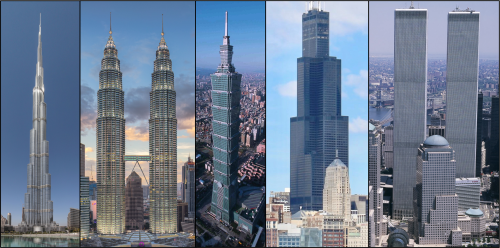 Clouds in Your Coffee? Skyscrapers and their Symbolic Heights