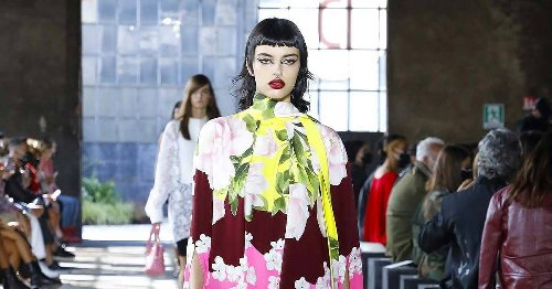 Face The Future: Valentino Makeup Is Coming