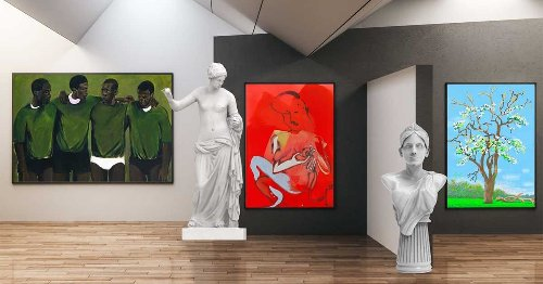 FOR YOUR VIEWING PLEASURE: THE EXHIBITIONS TO BOOK