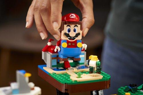 Super Mario in Real-Life? Lego machts möglich