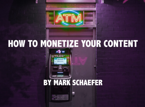 How to monetize your content