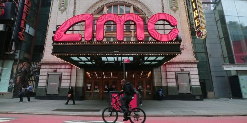 AMC short sellers just lost $512 million in a single day as the stock spiked once again