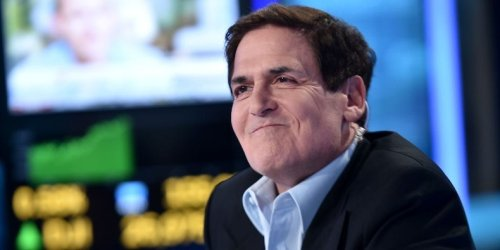 Billionaire Mark Cuban says his 11-year-old son made money with Wall Street Bets traders and he 'loves' what's going on with the Reddit forum