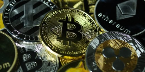 Bitcoin slides below $45,000 in a broad crypto sell-off driven by worries about the spillover from Evergrande's debt default