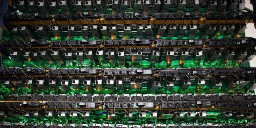Crypto mining manufacturer Bitmain says it will stop shipping equipment to China after the government's crackdown