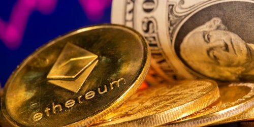 Ether hits $500 billion market cap for the first time as the cryptocurrency's rally pushes on