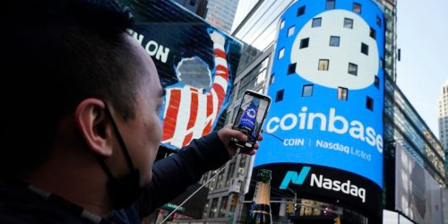 The Coinbase IPO is a watershed moment for the industry that will suck in big-name investors, says Crypto.com CEO