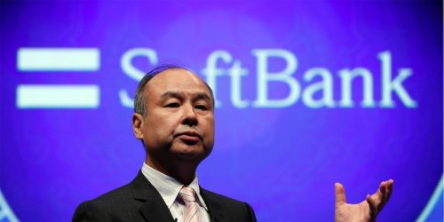 Softbank's Vision Fund could go public in a $300 billion SPAC deal, report says
